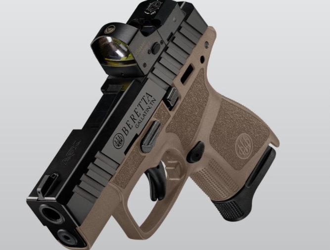 La Beretta Apx Carry evolve, con la versione A1